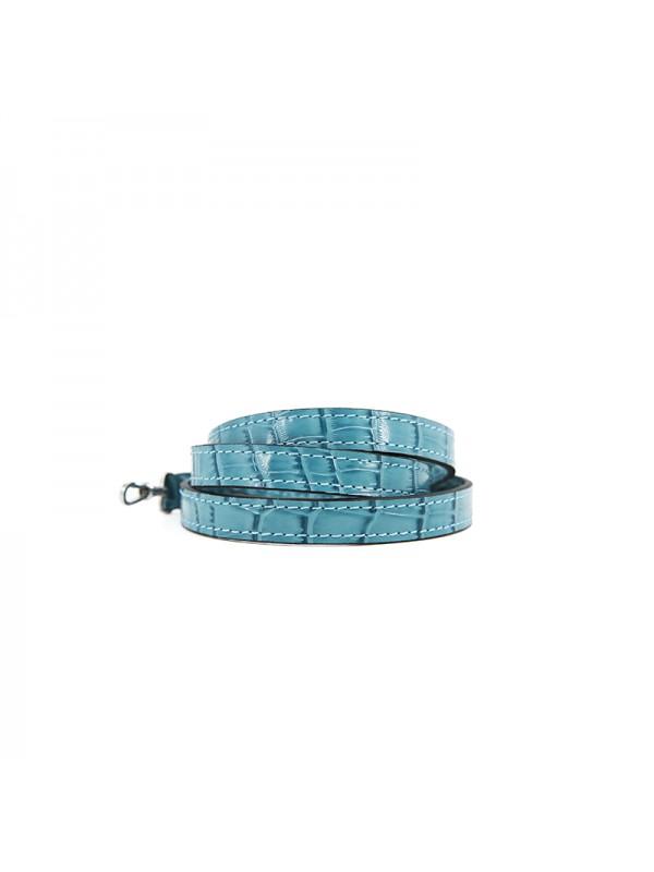 20CCKK 中鳄Alvina海水蓝色银扣