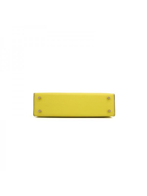 20CCKK 手掌纹经典款柠檬黄金扣(升级版)
