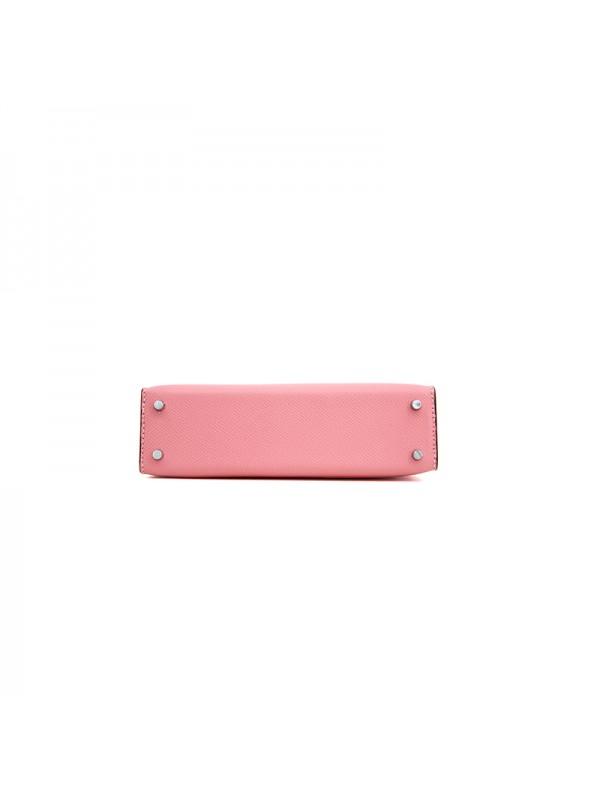20CCKK 手掌纹经典款樱花粉色银扣(升级版)