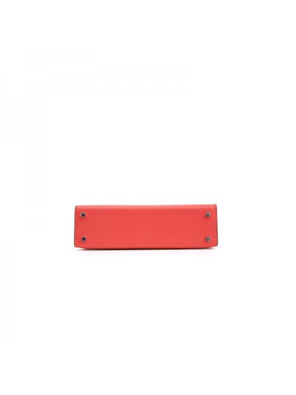20CCKK 手掌纹经典款西瓜红色银扣(升级版)