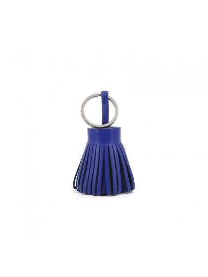 草裙挂件电光蓝银扣