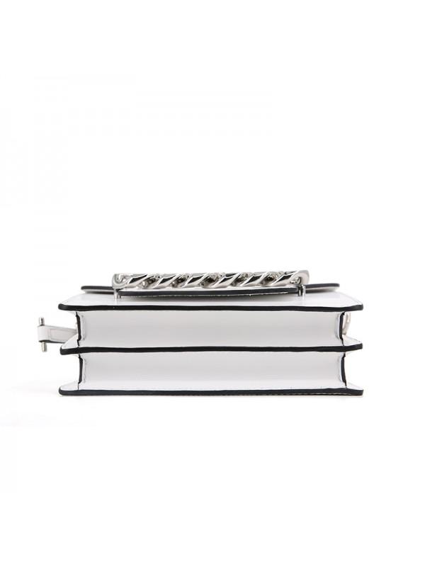 20EETT 兰博基尼Link经典款浪漫白色银扣