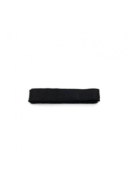 纯色丝巾经典黑色