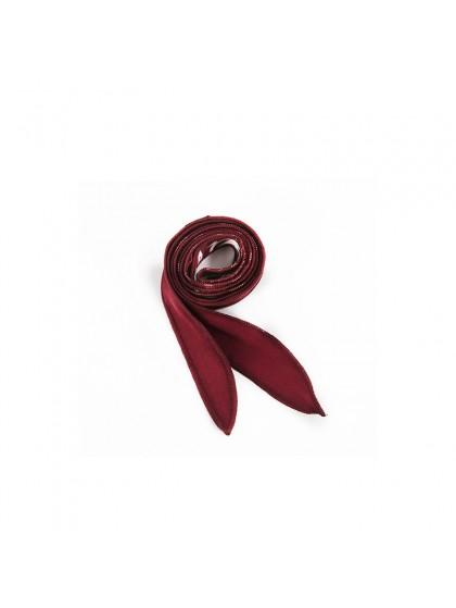 花色丝巾酒红色爱情秘典